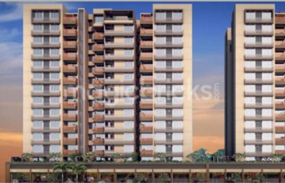 3 BHK Flat for rent in Ratnakar Atelier, Satellite
